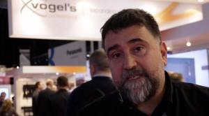 David Peñalver, director de Ventas Pro AV and E-Commerce de Vogel's Iberica