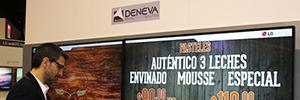 DenevaDS está presente en ISE 2016 de la mano Casadevall, LG y Quividi