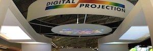 Digital Projection hace brillar en ISE 2016 su nueva generación de proyectores láser