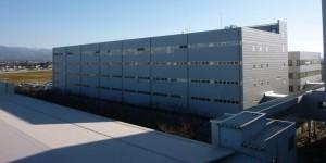 Eizo nueva fabrica Hakusan