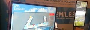 Macroservice trae a España el monitor para digital signage interactivo Elo 5501LT