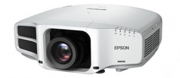 Epson лазерный проектор