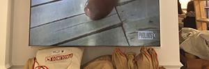 Pikolinos dinamiza sus tiendas con soluciones de digital signage