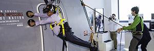 inMediaStudio inaugura en Alcobendas un showroom de tecnologías emergentes