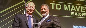 TD Maverick reconocida en los InAVationAwards 2016 por su crecimiento y estrategia