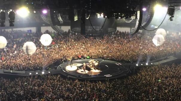 Muse Drones Tour Moment Factory