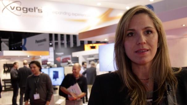 Noemí Belenguer, directora general de Vogel's Iberica