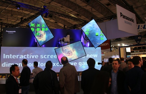 Panasonic in ISE 2016