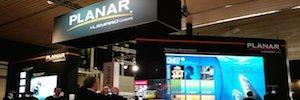 Planar y Leyard apuestan por ISE 2016 con su más innovadora gama de pantallas hasta la fecha