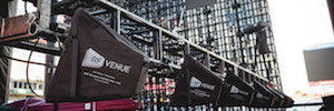 Shure Europe, exclusive distributor of the products of RF Venue in EMEA audio signal
