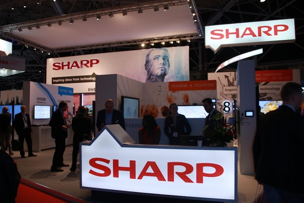 Sharp ISE 2016