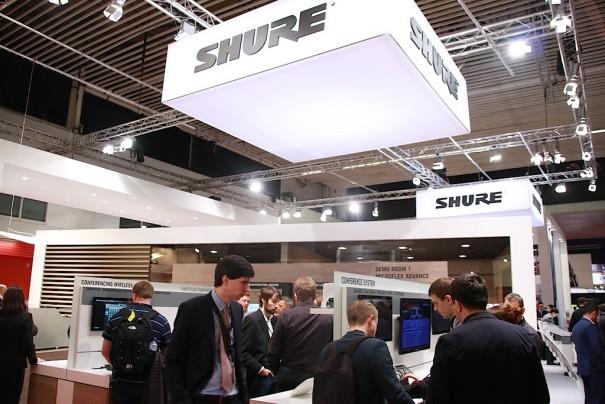 SHURE EN ISE 2016