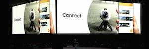 Samsung Gear 360: visualización panorámica y contenidos en alta resolución con realidad virtual
