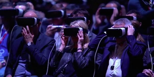 Samsung Gear 360 MWC2016