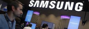 Samsung exhibe en Ámsterdam RAI la visión más vanguardista en tecnología display
