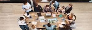 Sennheiser fomenta los entornos de trabajo dinámicos con TeamConnect Wireless