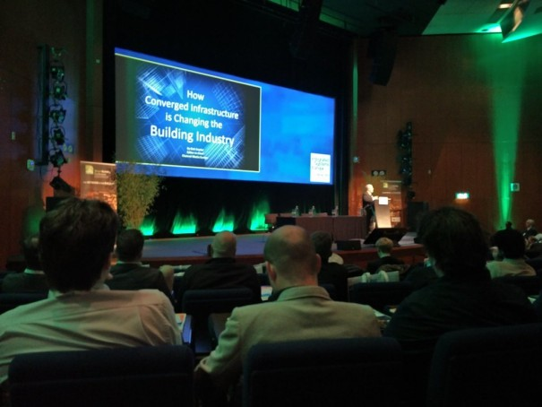 Smart Building Conference ISE2016