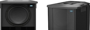 Rent stereo speaker renews its fleet with the new Bose 812 F1 Array