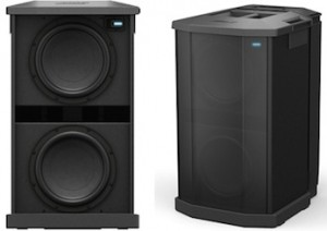 Stereo-Miete Bose F1 812 subwoofer