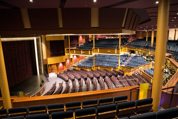 Anthem of the Seas Riedel Theatre