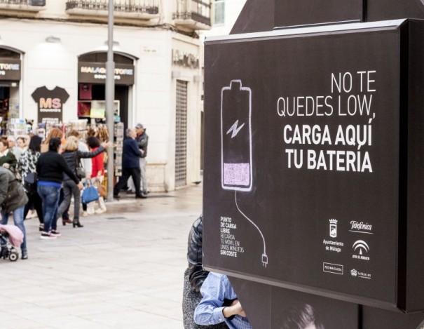Ayuntamiento Malaga iUrban Dika
