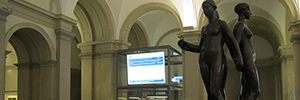 ETH Zurich university renews its digital signage network with 120 players BrightSign