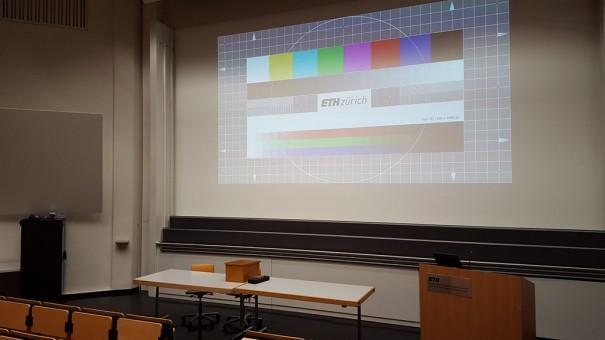 BrightSign universidad ETH Zurich