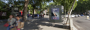 Clear Channel gestiona los soportes de digital signage de Madrid
