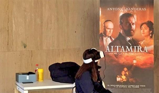 Cueva VR Altamira Virtualware