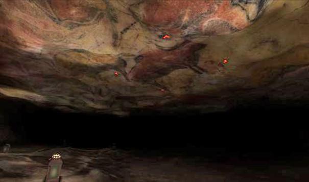 Cueva Altamira VR Virtualware