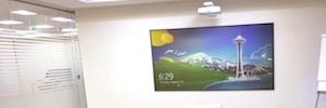 Dnp LaserPanels supera a las pantallas planas LCD de licitación gubernamental en Abu Dabi