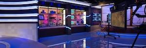 El show televisivo Kim Komando confía su sistema de iluminación en la tecnología de Elation
