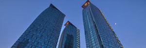 Televés dota de ochocientos puntos AV e informativos al Hotel Shangri-La de Doha
