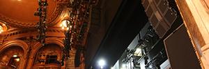 El teatro Palladium de Londres optimiza su megafonía con L-Acoustics