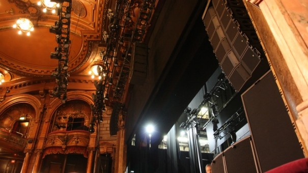 L-Acoustics en London Palladium