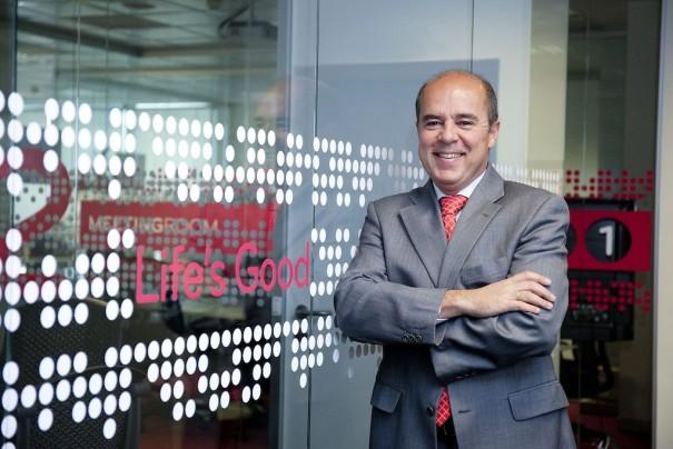 LG Espana presidente Jaime de Jaraiz