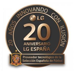 LG Espana veinte aniversario