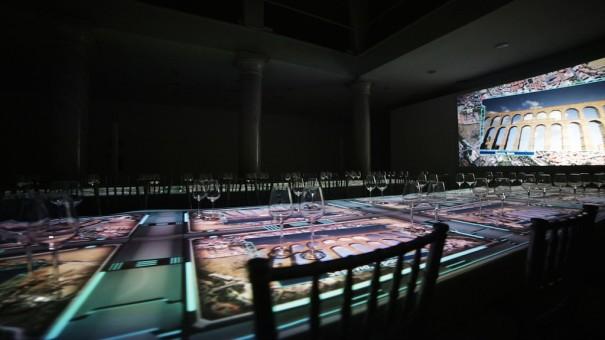 Lumentium Visionarea Palacio Neptuno Madrid