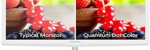 MMD Philips integrates Quantum Dot technology Color screen 27 inches