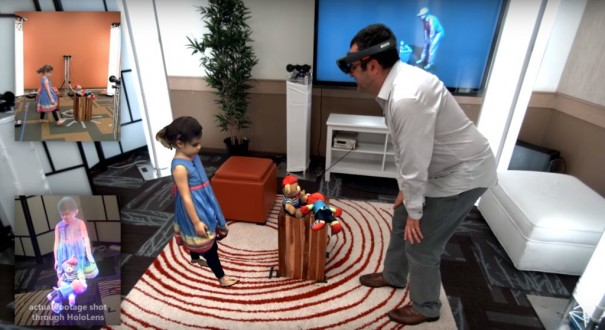 Microsoft Research Holoportation