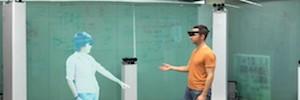 Microsoft Research da un paso más en realidad aumentada con el proyecto Holoportation