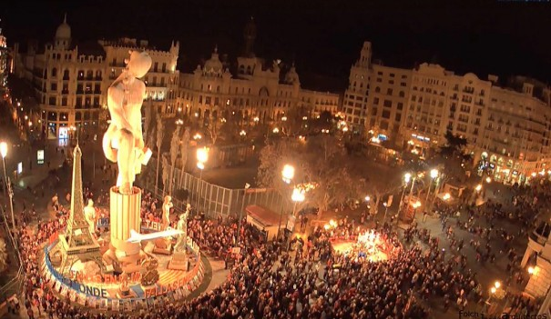 MOBOTIX Fallas Valencia 2016