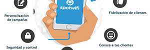 Spotwifi impulsa el marketing digital en el punto de venta de las pymes