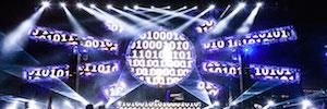 El festival de música electrónica Nocturnal Wonderland ilumina su XX aniversario con Elation