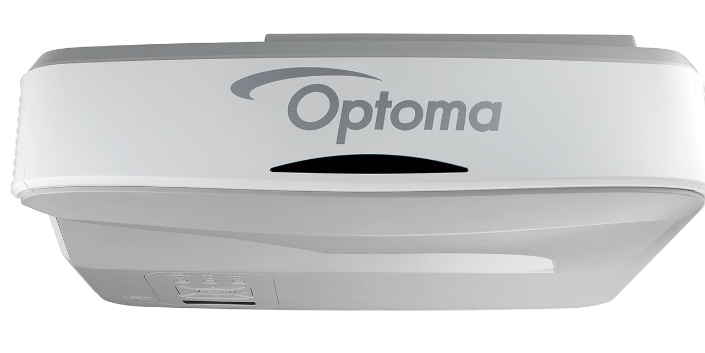 Optoma ZH300UW: panoramic laser projector short-range AV