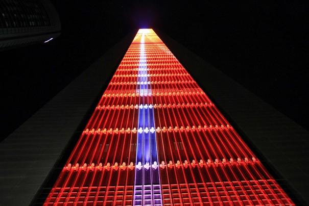 Philips Lighting en Torre Cepsa