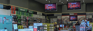 GameStop despliega una red de digital signage paneuropea impulsada por Signagelive