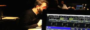 Stonex organiza nuevos cursos de formación con sistemas de control MA Lighting