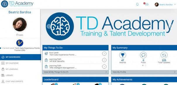 Tech Data TD Academy