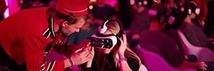 Ámsterdam acoge la primera sala de cine permanente de realidad virtual